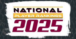 Player Rankings of 2025
